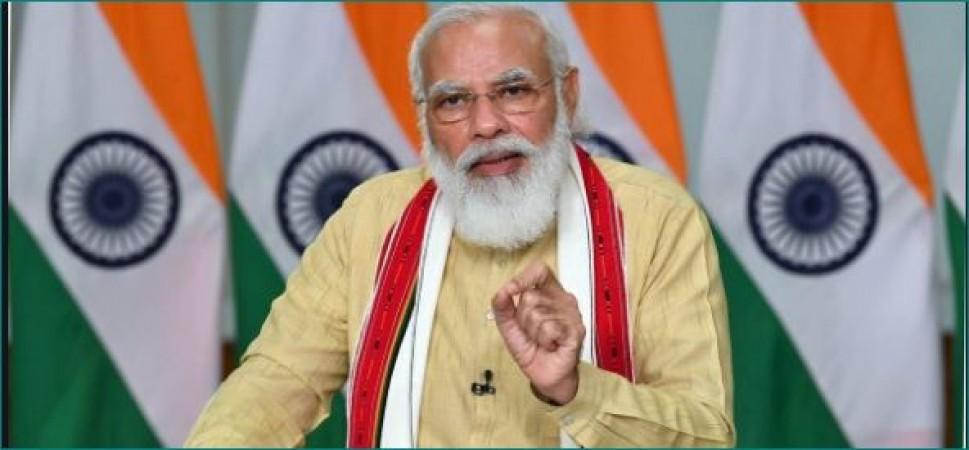 आज 11 बजे PM मोदी करेंगे 'मन की बात', इन मुद्दों पर कर सकते हैं संवाद