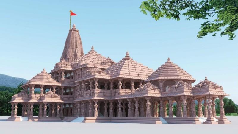 राम मंदिर निर्माण के लिए लोगों ने दिया दिल खोलकर दिया चंदा, 2 करोड़ के पार पंहुचा आंकड़ा