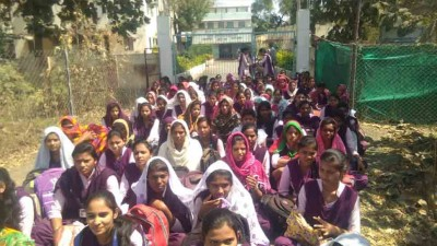 Girl students vowed not to do love marriage, three professors suspended