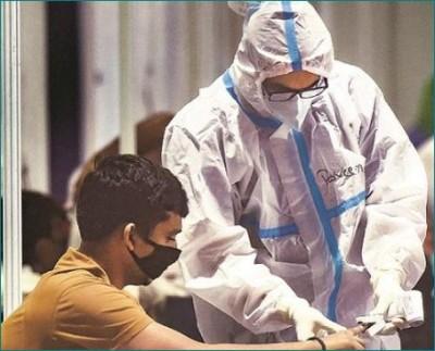 Corona update: 122 new corona patients found in Indore