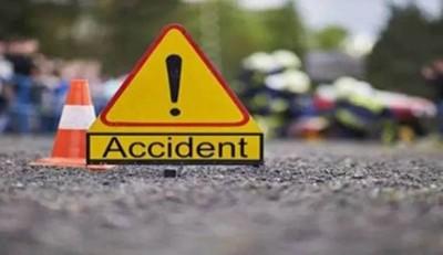 BJP MP Sushil Kumar scoot vehicle met with accident in Aurangabad