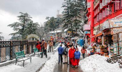 Himachal Pradesh: Keylong's temperature reaches minus 13 degree Celsius