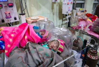 After Rajasthan now Gujarat's condition deteriorates, 196 children dead