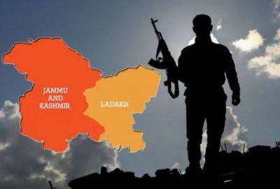 Attempt to arrest terrorist Jahangir Saruri in Jammu continues, prize worth 30 lakh