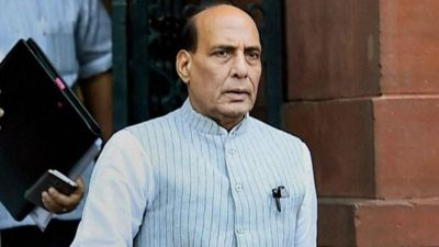 Defense Minister Rajnath Singh attacked the opposition, says 'this act in the name of caste, creed and religion ...'