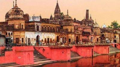 Ayodhya: Foundation of grand Ram temple can lay on Ram Navami