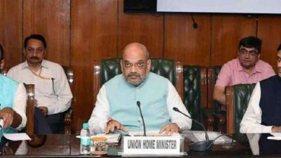 Amit Shah will hold second meeting on Air India disinvestment today, many ministers to be present