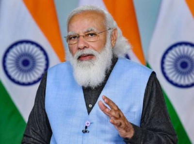 PM Modi will talk to economists over Corona affected economy today