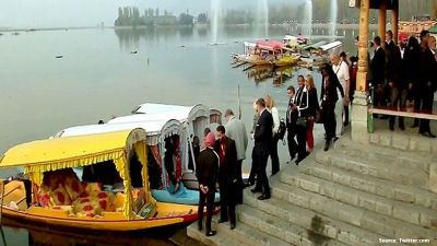 Foreign diplomats will visit Jammu and Kashmir today, 16 countries join government