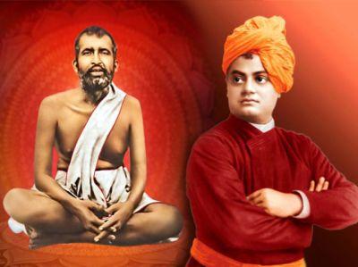 When Guru Ramakrishna had said to Swami Vivekananda, 'Your bones will also serve for world welfare'