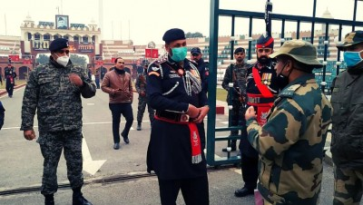 Border Security Force handed over six Pakistani nationals, know the matter