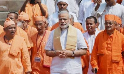 PM Modi's old relationship with Ramakrishna Mission, will go Belur Math today
