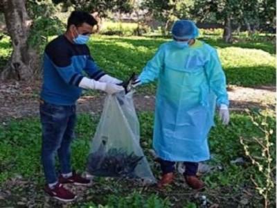 165 birds found dead in Dehradun, fear of bird flu stirred up