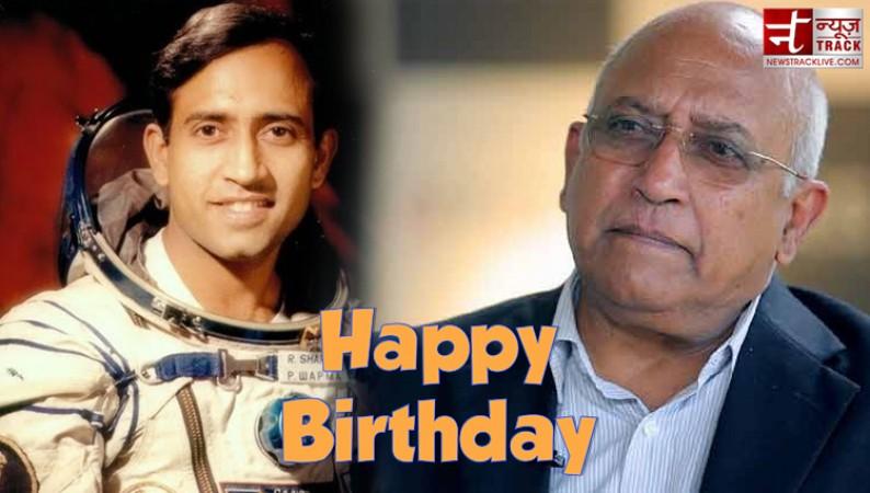 अंतरिक्ष यात्री के नाम से दुनिया भर में मशहूर है राकेश शर्मा
