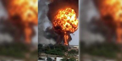 Tragic accident: Explosion in chemical factory in Mumbai, 5 seriously injured