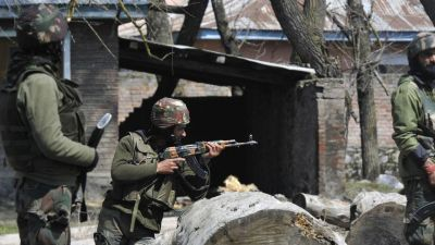 Security forces dominate terrorists, 2 terrorist killed