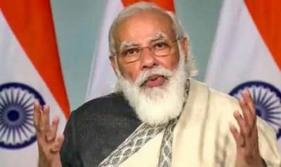 PM Modi addresses National Youth Parliament Festival 2021
