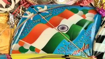 'Kite Festival' to be organized on 14 January in Gwalior, demand for tricolor kites is highest