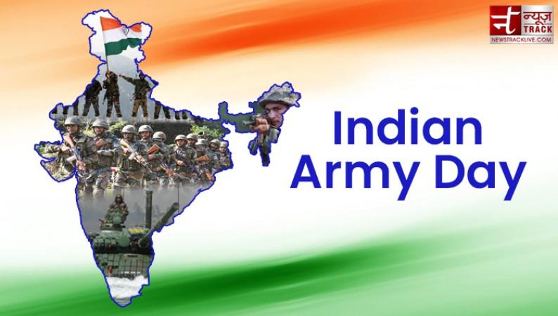 इंडियन आर्मी डे 2021: केएम करियप्पा के सम्मान में मनाया जाता है सेना दिवस, जानिए कौन है ये शख्स ?