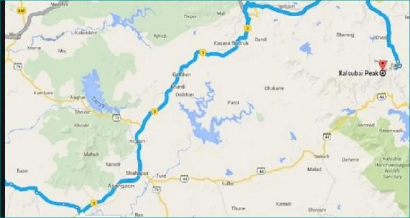 महाराष्ट्र: गूगल मैप ने दिखाया गलता रास्ता तो बांध में जा गिरी कार, हुई मौत