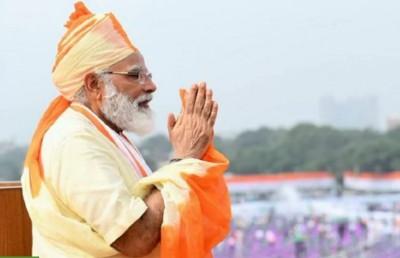 PM Modi wishes countrymen on Makar Sankranti, RSS chief worships in Chennai