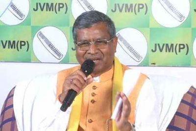 Political atmosphere intensified over Babulal Marandi's return