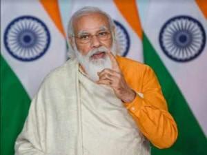 PM Narendra Modi pays tribute to Tamil poet Saint Thiruvalluvar