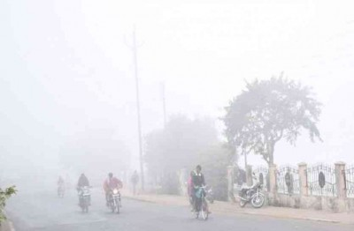Cold wave conditions in UP, temperature to fall more