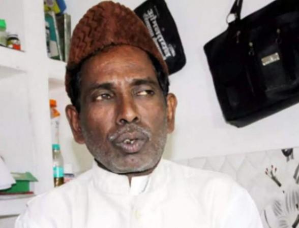 इक़बाल अंसारी ने किया राम मंदिर के लिए चंदा देने का ऐलान, कहा- धार्मिक विवादों में न उलझे लोग