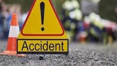 Tragic road accident in Begusarai, 1 man died