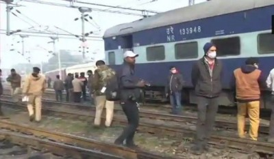 2 coaches of train from Amritsar to Jayanagar derailed