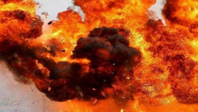 Fire breaks out in chemical factory in Jaipur
