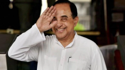 Subramanian Swamy's stance on the creaking economy, says 'it needs a brain to make it fall'