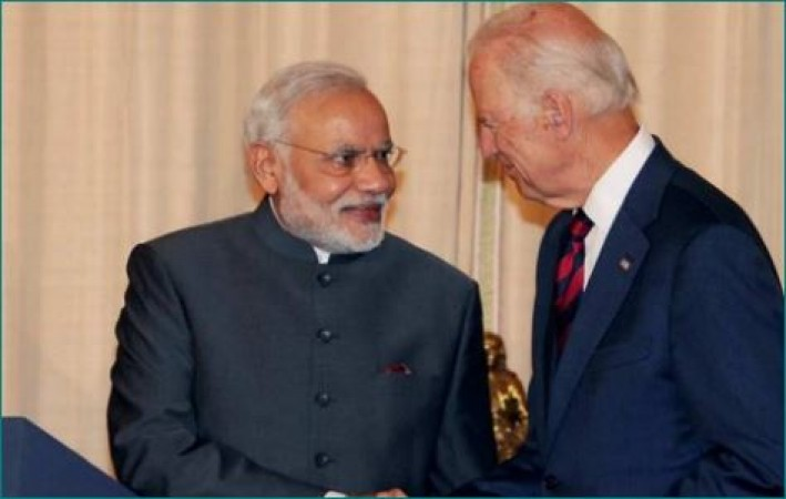 अमेरिका के 46वें राष्ट्रपति बने Joe Biden, PM मोदी ने दी बधाई