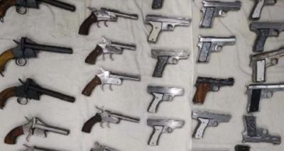 Government raids illegal arms factory in Meerut, one arrested