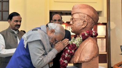 Video: PM Modi remembers Subhas Chandra Bose on his birth anniversary, shares his father's letter