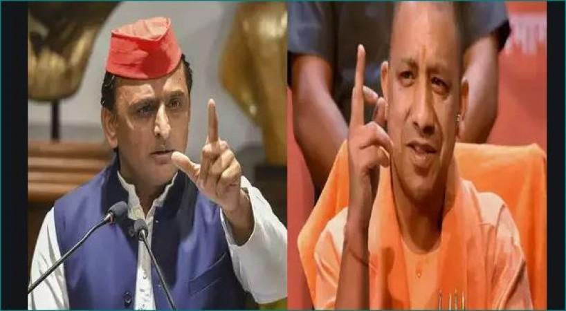 UP स्थापना दिवस पर बोले अखिलेश यादव- 'BJP सरकार में UP विनाश के रास्ते पर है'