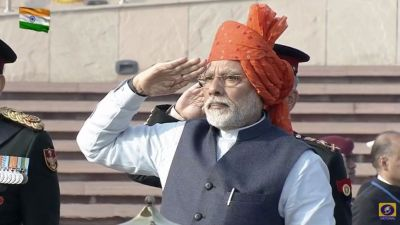 Republic Day: PM Modi started another new tradition, no Prime Minister has done this before