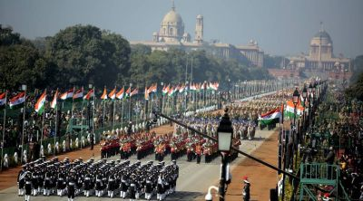 Military strength will be displayed in the Republic Day parade