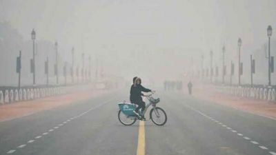 Delhi: Pollution increases trouble due to relief from cold wave, air quality reaches dangerous level