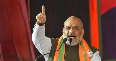 Madhya Pradesh's CM attends meeting of Home Minister Amit Shah