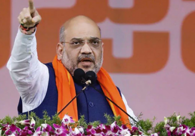 Amit Shah attacks the opposition, told this person more dangerous than Kanhaiya