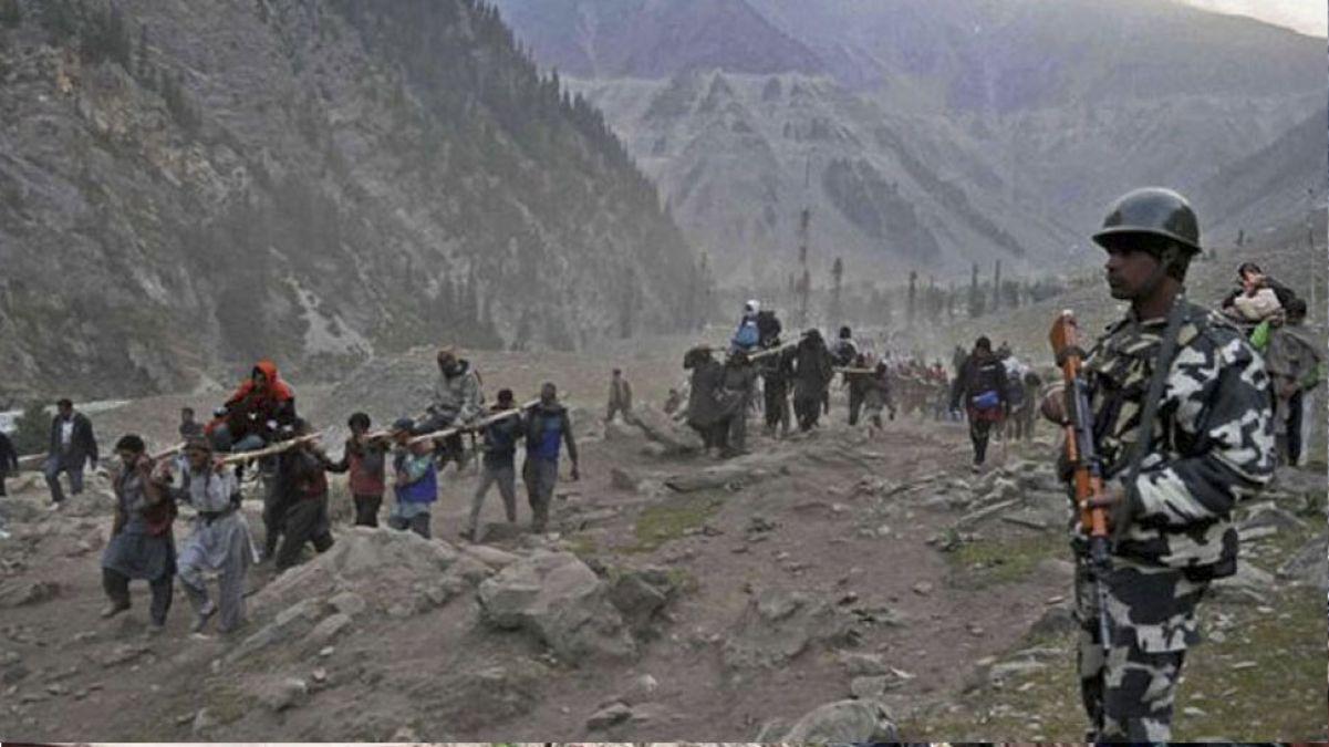 सबसे पहले जम्मू कश्मीर के राज्यपाल सत्यपाल मलिक करेंगे बाबा बर्फानी के दर्शन