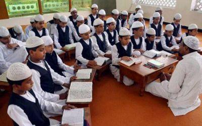 7 children taken off from train in Chhattisgarh, youth giving Urdu training arrested