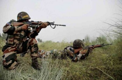 J&K: Army angers erupted over Jawan's martyrdom, 5 terrorists shot dead