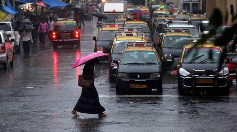 दिल्ली में झमाझम बारिश शुरू,  मुंबई में अगले दो दिनों के लिए ऑरेंज अलर्ट