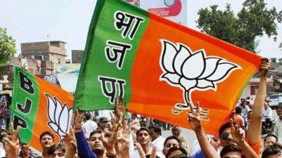 Jaipur rape: BJP comes on the road against Gehlot government, demands tough action