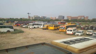 Operation Clean Continues In Noida, Over 60 Buses Seized So Far