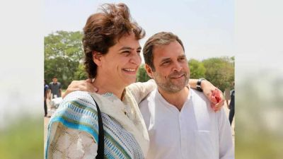 Priyanka see  'courage'  in Rahul Gandhi's decision, says this on his resignation