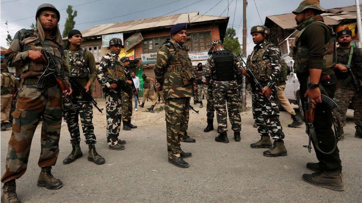 जम्मू-कश्मीर के शोपियां में मुठभेड़, 1 आतंकी हुआ ढेर
